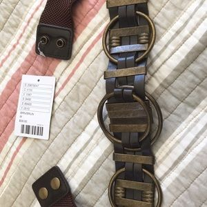 Anthropologie belts - Brand New with Tags 🏷